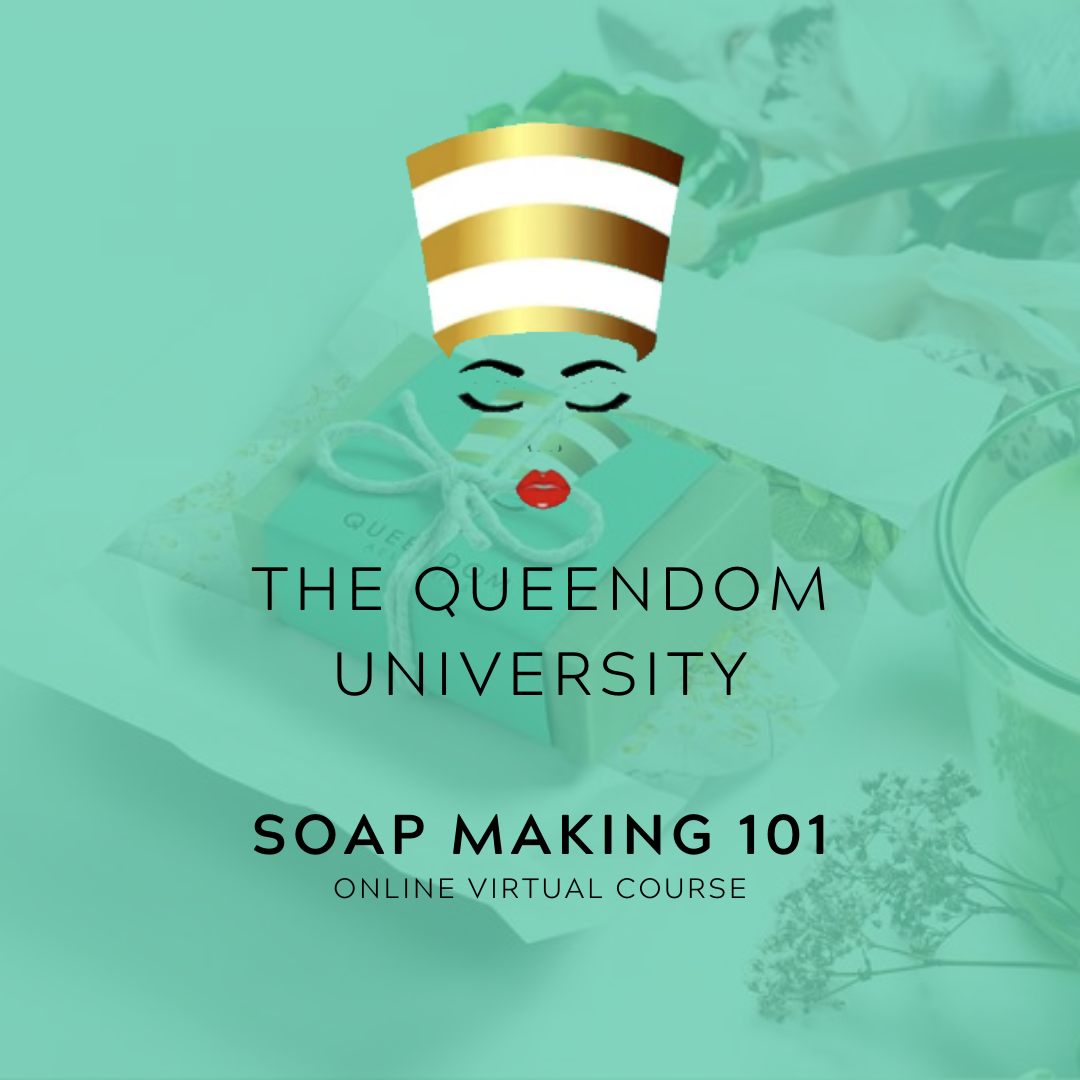 Soap Making 101 with Melissa Odum